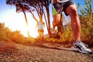 Courrir c'est bon pour la santé